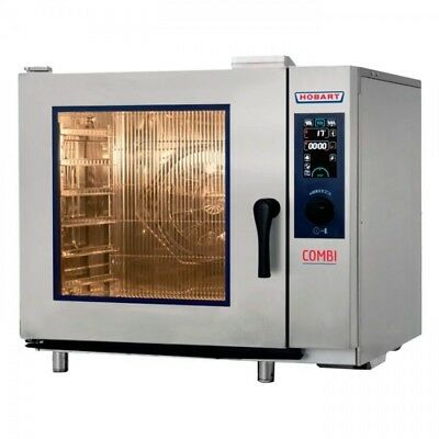 Hobart HEJ061E COMBI Convection Electric Combi Steam Oven 6 x 1/1 GN