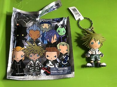 Disney Kingdom Hearts Figural Keyring Key Chain Series 2 ~Final Form Sora