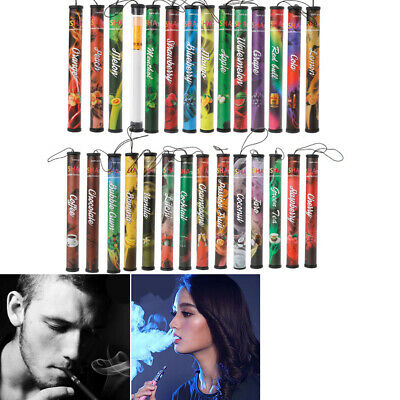 Fruits Flavor 500 Puffs Disposable Vapor Hookah Electronic Shisha Stick Pen