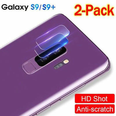 2X Back Camera Lens Tempered Glass Film Protector For Samsung Galaxy S8 S9 Plus