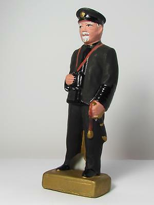 Ww2 Japanese Navy Admiral Togo Statue Japan Medal Marshal Badge War Figure Wwii