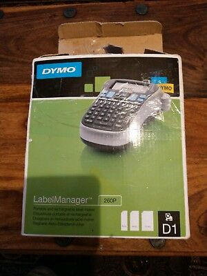 DYMO Handheld Label Machine Label Manager 260P