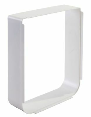 SureFlap Pet Door Tunnel Extender (White) microchip Cat Dog flap