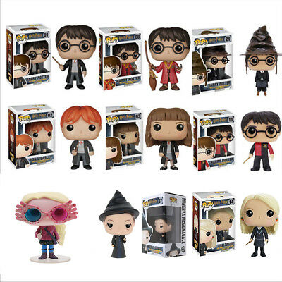 Funko Pop! Harry Potter Hermione Sirius Dobby Vinyle Action Figurine Jouet Gifts
