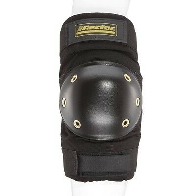Rector Fatboy Black Large Elbow Pads. Best Price