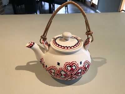 Teapot - Collectors Teapot From Zagreb