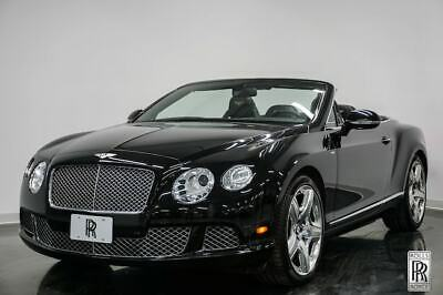 2013 Continental GT --