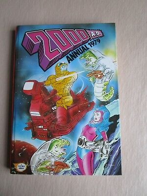 2000 AD Annual from 1979.  Annual in Very Good to Fine condition