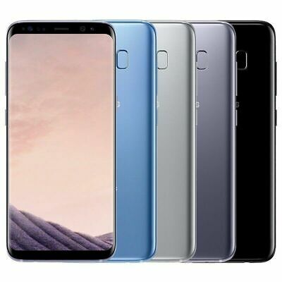 New Samsung Galaxy S8 SM-G950U 64GB Factory Unlocked (Verizon AT&T T-Mobile)