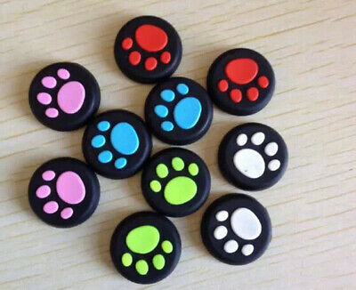 2 Thumb Stick Grip Caps Cover Skin for Playstation PS4 PS3