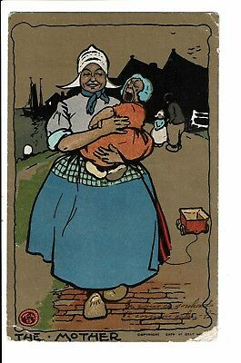 CPA-Carte postale-FRANCE - Humour - The Mother-1904-  S3742