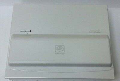 Mk Sentry Amendment 3 Consumer Unit 10 Way + 100 Amp Dp Main Switch