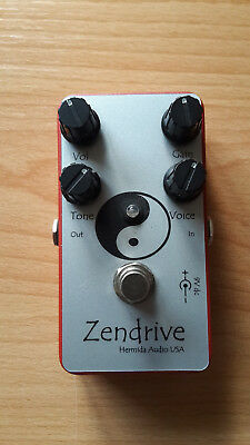 Lovepedal Hermida Zendrive RED
