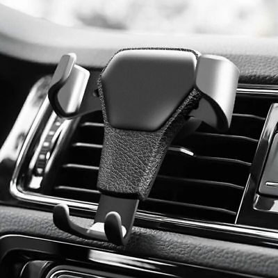 Gravity Car Air Vent Mount Cradle Holder Stand for Mobile Cell Phone GPS CA