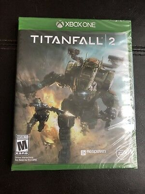 Titanfall 2 Brand New Factory Sealed (Microsoft Xbox One, 2016)