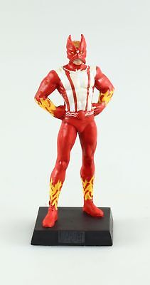 Figurine métal Marvel Super Héros Sunfire #8, Marvel Eaglemoss