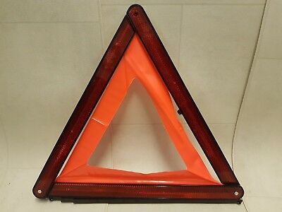Vwag Audi A3 8P Mk2 04-12 Warning Hazard Triangle With Case 7L0860251