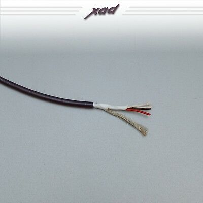 Cardas Litz 21.5Awg 2 Core Twisted+Shield Cable -  Interconnects