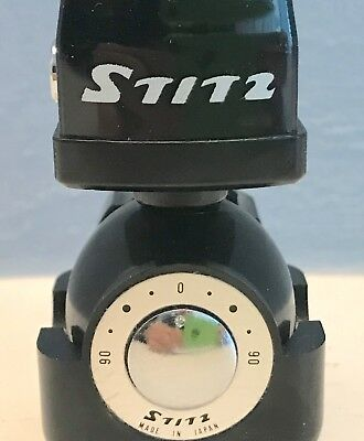Vintage Stitz Adjustable Flash Mount - Rotates 90 Degrees in Either Direction
