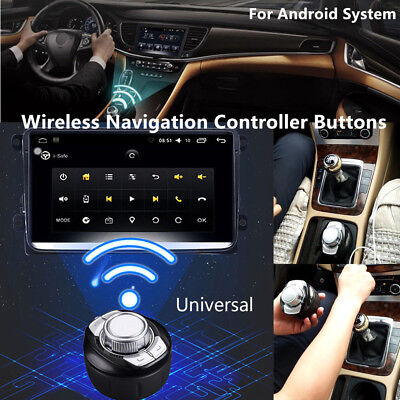 Wireless Controller Console Switch Remote Control Car Stereo Radio GPS Android