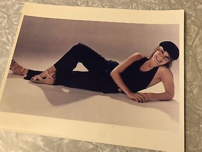 Vintage CARRIE FISHER Photo! Princess Leia Actress! All 8x10s Buy 3 Get 1 Free!