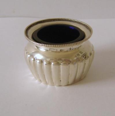 An Antique Sterling Silver Salt Pot Birmingham 1905 Gorham Manufacturing Company