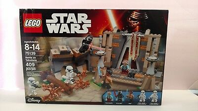 lego starwars battle on takodana 75139
