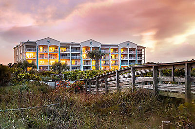 Holiday Inn Cape Canaveral Beach Resort (Ron Jon)  Independence Wk Studio Rental