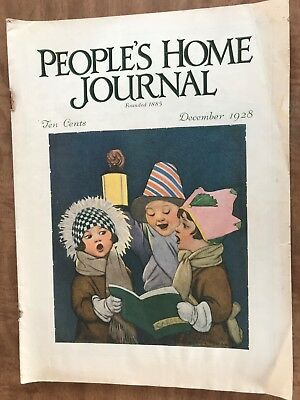 People's Home Journal-December 1928