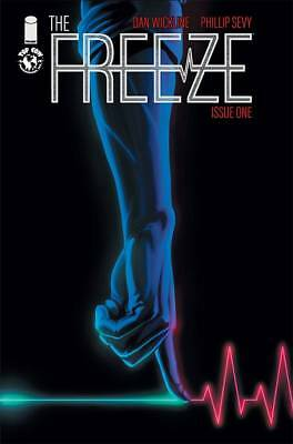 Freeze #1 - Cover A - Image Comics New Release