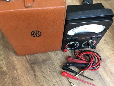 !sale! AVO 8 MK6 MultiMeter Excellent Condition  Tested 100% working