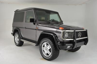 1993 Mercedes-Benz G-Class 300 GE AC Immaculate Low Miles !!! 1993 Mercedes 300 GE AC Immaculate Low Miles !!!