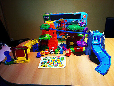 Vtech - Tip Tap Baby Tiere - Safaripark