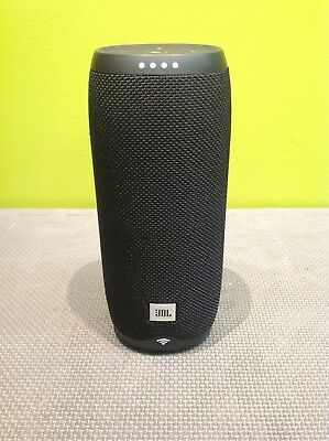 JBL LINK 20 Voice-Activated Bluetooth WiFi Speaker w/ Google Home