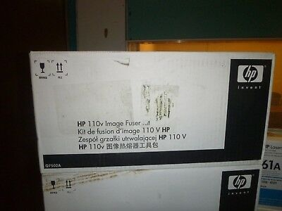 HP Q7502A Fuser Kit LaserJet 4700 4730 Genuine OEM Damaged Open Boxes *