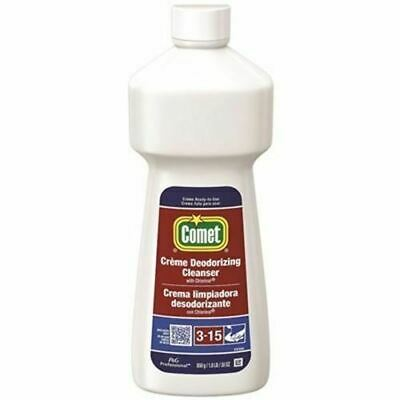 Comet® Creme Deodorizing Cleanser 32 oz (Case of 10)