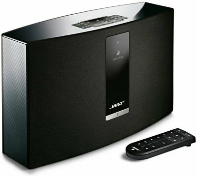 Bose SoundTouch 20 Series III 3 Wireless Music System Black New boxed
