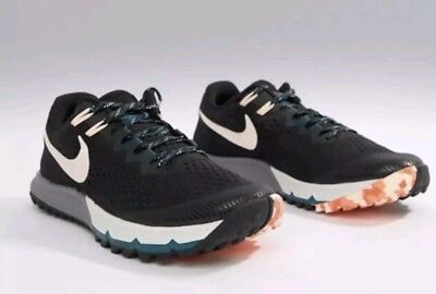 6f7be4c8dccc ... czech mens nike air zoom terra kiger 4 new in box size 7.5 uk black new