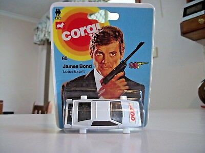 1 64  Corgi Juniors James Bond 007 Lotus Esprit Roger Moore