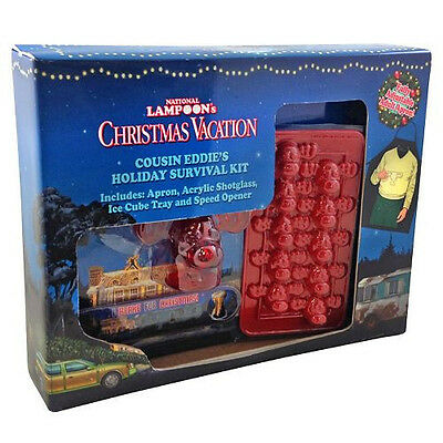 ICUP National Lampoon's Christmas Vacation Cousin Eddie's Holiday Survival Kit