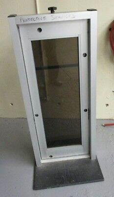 FORCIBLE DOOR ENTRY LOCKS TRAINING STATION, Fire & Law, Used - LOCAL PICKUP ONLY