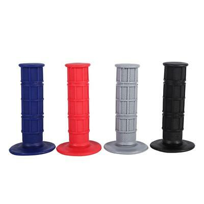 """22mm 7/8"""" Silicone Soft Handle Bar Hand Grips for Pit Dirt Bike Motorcycle LJ"""