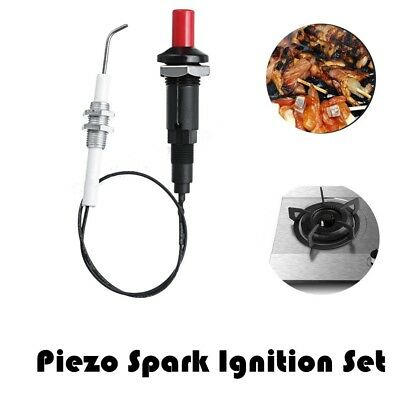 Igniter Home BBQ Push Button Piezo Spark For Gas Grill Oven Kitchen
