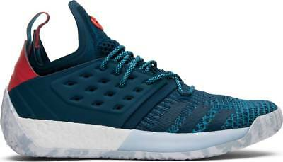14dbaa68ff82 New Mens Adidas Harden Vol.2 Sneakers Ah2216-Shoes-Basketball-Multiple Sizes