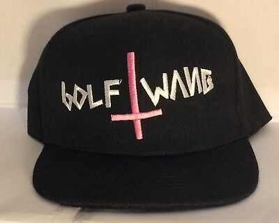 b1a3a1b0bc2 AUTHENTIC GOLF WANG hat black tyler the creator supreme -  34.99 ...