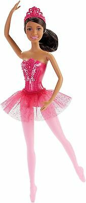 New Ballet Barbie Fairytale Ballerina African-American Doll You Can Be Anything