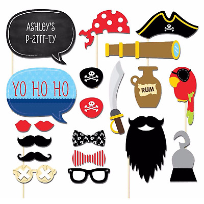 60pcs Hawaiian Photo Booth Props For Summer Pool Beach Party