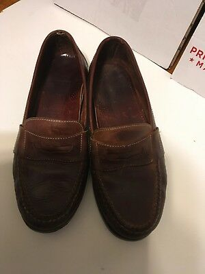 62609bf0ce8 Cole Haan 1462 Douglas Country Stitched Casual Moc Penny Loafers Men s US  10M