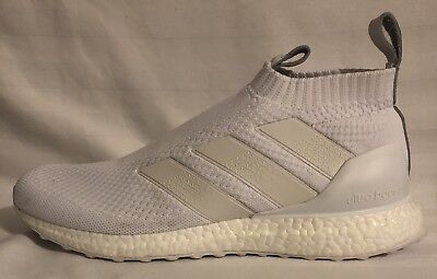 62c95bfcf61 Adidas A16+ Purecontrol Ultraboost Shoes AC7750. Adult Size  9.5 White