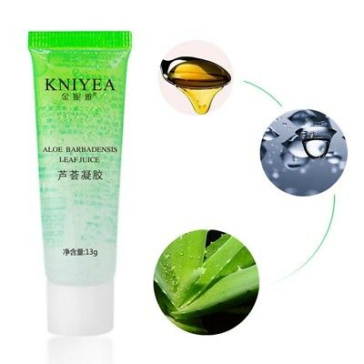 Concentrated Natural Aloe Vera Gel Acne Cream Sleep Disposable Mask Face Care
